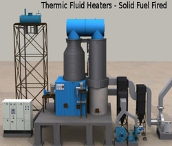 Solid Fired Thermic Fluid Heater