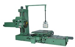 Variable Horizontal Boring and Milling Machine