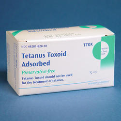 vaccination and tetanus Tetanus is an infection caused by clostridium tetani bacteria, which is also  referred to as lockjaw there are four kinds of vaccines used today.