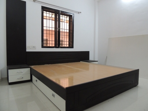 Double Bed Wooden Pallet Box Manufacturer From Vadodara