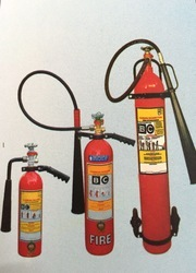 Carbon Dioxide Type Fire Extinguisher
