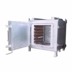 Electrically Heated Bogie Hearth Furnace
