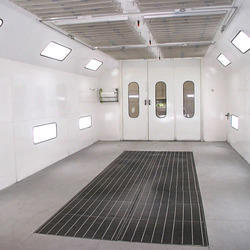 Liquid Paint Booth for Automobile