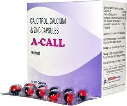 A- Call Softgel Capsules