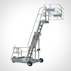 Oil Tank Ladder
