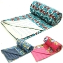 New Kantha Quilts Throw Gudari Ralli Blankets Gd4