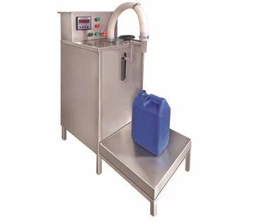 Semi Automatic Weight Filling Machine
