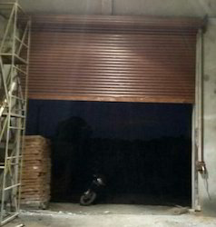 Industrial Shutters - Gear