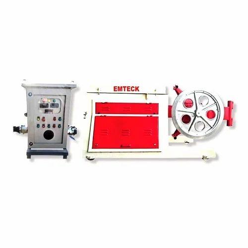 Diamond Wire Saw Machine - Manufacturer from Hyderabad