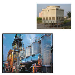 Square Cooling Towers For Chemical Industries