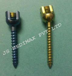 Monoaxial & Polyaxial Screw