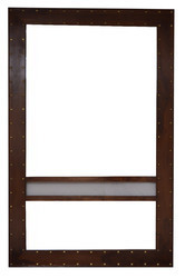 Hotel Furniture Wooden Mirror
