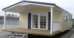 Portable Prefab Homes portable houses - modular homes manufacturer from panipat