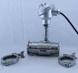 Sanitary Turbine Flow Sensor
