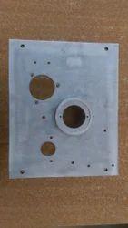 Aluminum Gravity Die Casting for Textile Machine