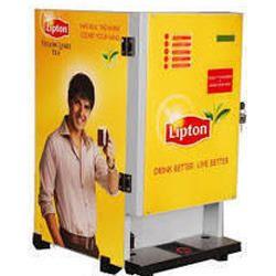 4 Option Bru Vending Machine