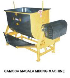 Samosa Masala Mixing Machine