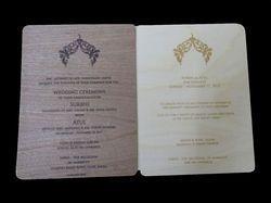 Veneer Invite Cards