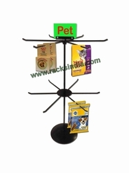 Revolving Stand For Pet stores
