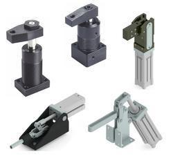 Pneumatic, Hydraulic & Swing Clamps