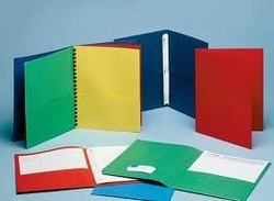 plastic file folder