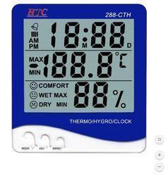 Digital HTC 288ATH Thermo Hygrometer