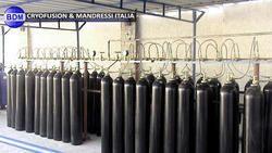 Oxygen Gas Cylinder Filling Plant