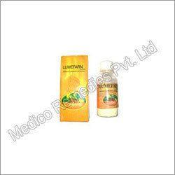 Artemether & Lumefantrine Dry Syrups