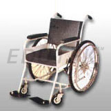 Wheel Chair - Non Folding