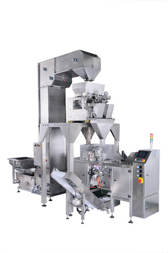 Automatic Premade Pouch Packing Machine with Linear Weigher
