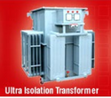 500 KVA Ultra Isolation Transformers