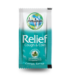 Cough Syrup Packaging