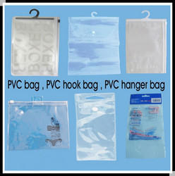 Promotional Underwear PVC Plastic Packaging Bags
