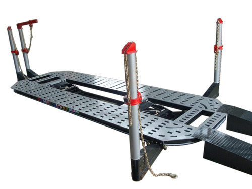Machine Body Frame - Manufacturer from Faridabad