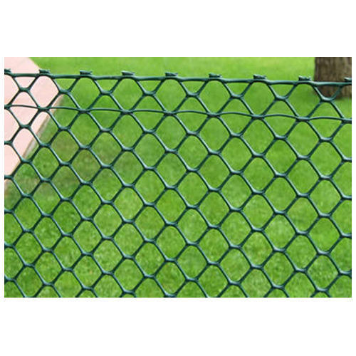 Garden Fencing Green Plastic Fencing Manufacturer From