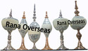 Aluminium Metal Decorative Center Pieces