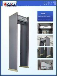 Door Frame Metal Detector Multi Zones