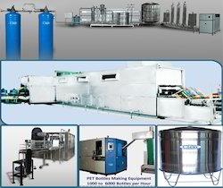 Mineral Water and Bottled Water Processing Equipment