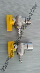 Gas Valves Nozzle Type