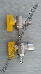 Gas Valves Nozzle Type