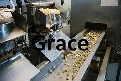 en meter popcorn
