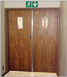 FIRE RATED WOODEN DOORS - Fire Rated Doors Wholesale Supplier from ...