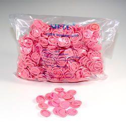 Pink Finger Cots