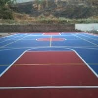 Sports Floor Paints