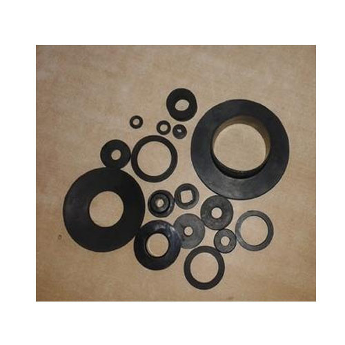 Rubber Washer - Rubber O Rings Washer Manufacturer from Faridabad