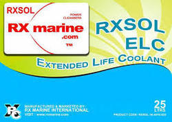 coolant extended life radiator cleaner engine treatment