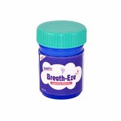 Breath- Eze Vaporizing Chest Rub 0.88 Oz (25g)