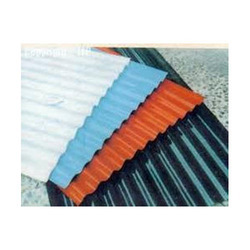 Galvanised Colour Coated Sheets