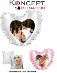 Sublimation Satin Cushions