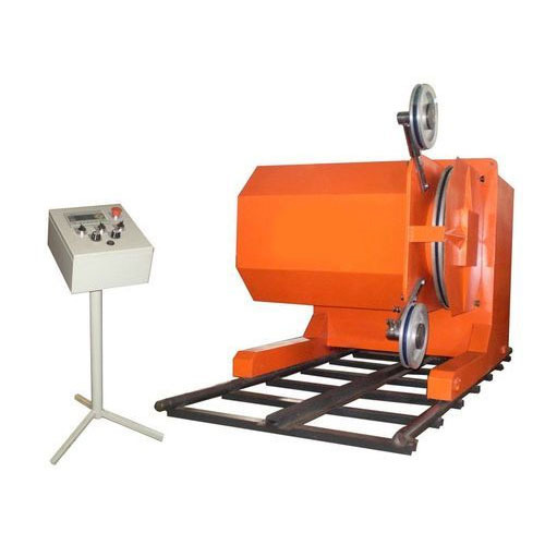 Diamond Wire Saw Machine - Manufacturer from Jaipur